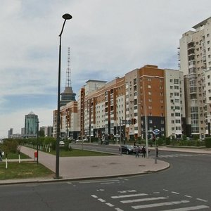 Нур-Султан, Улица Динмухамеда Кунаева, 35: фото