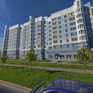 Минск, Улица Иосифа Жиновича, 21: фото