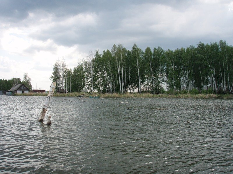 озеро Тишки
