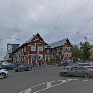 Петрозаводск, Проспект Ленина, 22А: фото