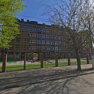 Москва, Духовской переулок, 17с12: фото