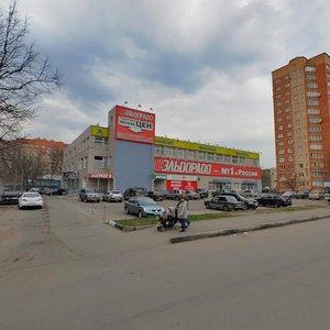 Sirenevaya ulitsa, 9, Shelkovo: photo