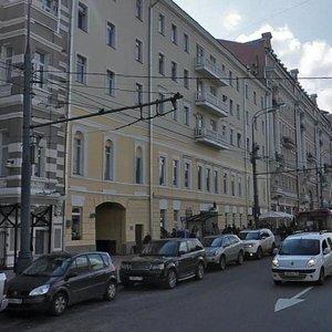 Москва, Страстной бульвар, 6с1: фото