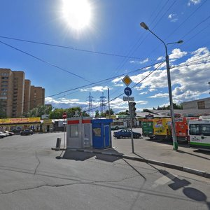 Москва, Кронштадтский бульвар, 3с13: фото
