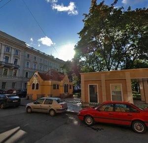 Санкт-Петербург, Театральная площадь, 7: фото