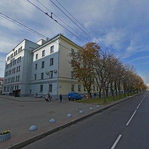 Минск, Улица Веры Хоружей, 3: фото