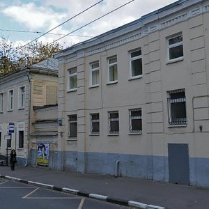 Novaya Basmannaya Street, 26к7, Moscow: photo