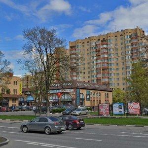 Москва, Профсоюзная улица, 45: фото