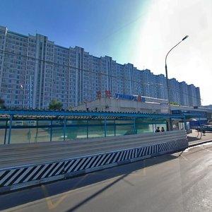 Москва, Берингов проезд, 3с5: фото